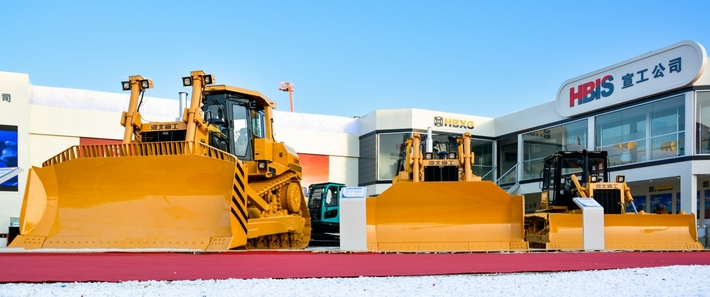 HBXG SHEHWA (Xuanhua Construction Machinery Co., Ltd)